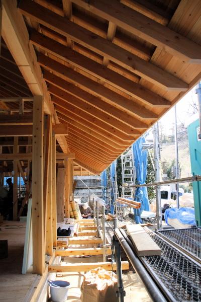 「聖蹟桜ヶ丘の家」屋根工事_f0230666_9582013.jpg