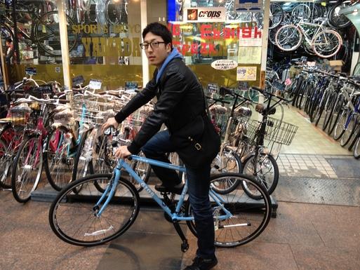 自転車屋 神戸市 中央区 自転車屋 : そして本日の最後は Gios の ...