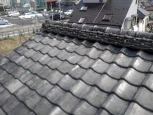 板橋区成増で瓦屋根工事 _c0223192_17243567.jpg