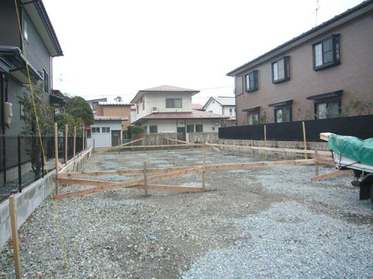 O様邸「南通り築地の家」工事開始しました。_f0150893_19383515.jpg