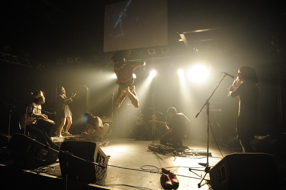 田町StudioCube326でのちくわライブ! 3月16日のこと!_f0144394_1383462.jpg