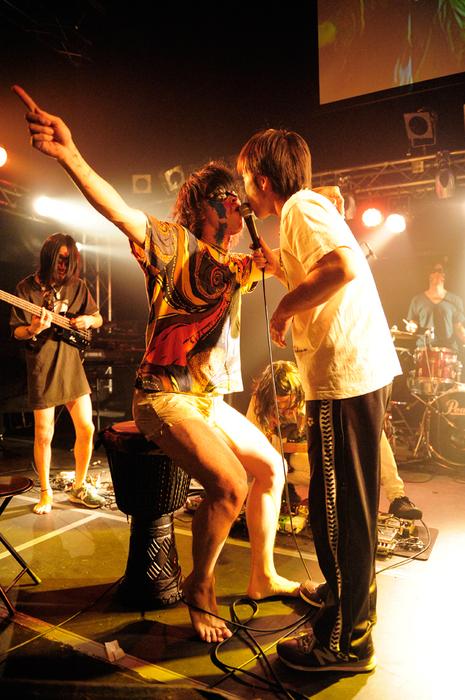 田町StudioCube326でのちくわライブ! 3月16日のこと!_f0144394_139226.jpg