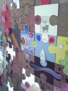 大阪のMIギャラリーでパズルプロジェクト展開催中_c0100195_1813323.jpg