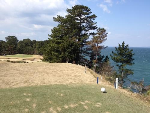 地熱発電 と 大阪ゴルフクラブ 淡輪コース_a0194908_129650.jpg