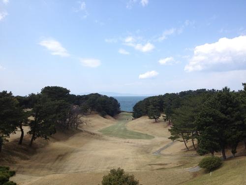 地熱発電 と 大阪ゴルフクラブ 淡輪コース_a0194908_1311659.jpg
