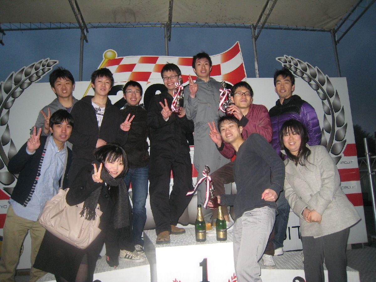 レンタルカートエンジョイレース  山口様グループ_c0224820_836592.jpg