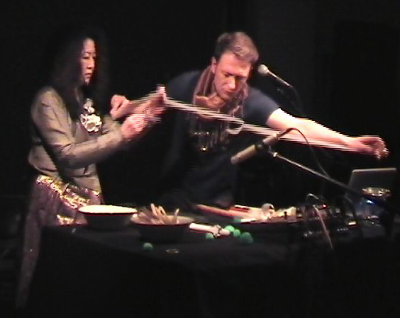 \'RITUAL\' at Cafe OTO with Guy Harries_c0129545_9481695.jpg
