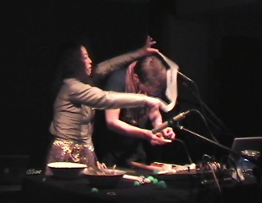 \'RITUAL\' at Cafe OTO with Guy Harries_c0129545_9483635.jpg