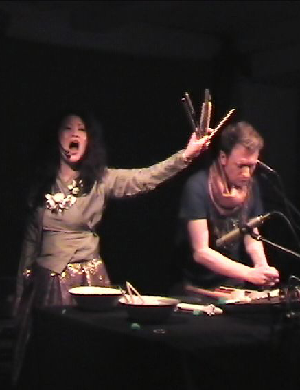 \'RITUAL\' at Cafe OTO with Guy Harries_c0129545_949193.jpg