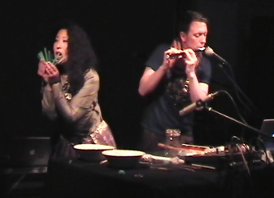 \'RITUAL\' at Cafe OTO with Guy Harries_c0129545_9491990.jpg