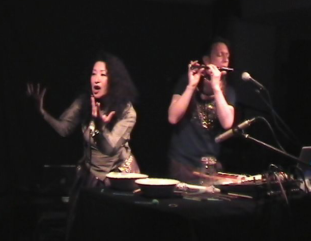 \'RITUAL\' at Cafe OTO with Guy Harries_c0129545_9501518.jpg