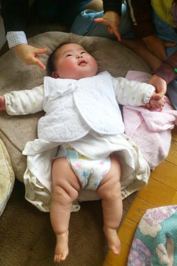 赤ちゃんを見てきた( ゚∀゚)_f0149855_10195430.jpg