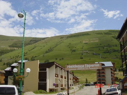 思い出 ② フランスのスキー場_c0151965_2254386.jpg