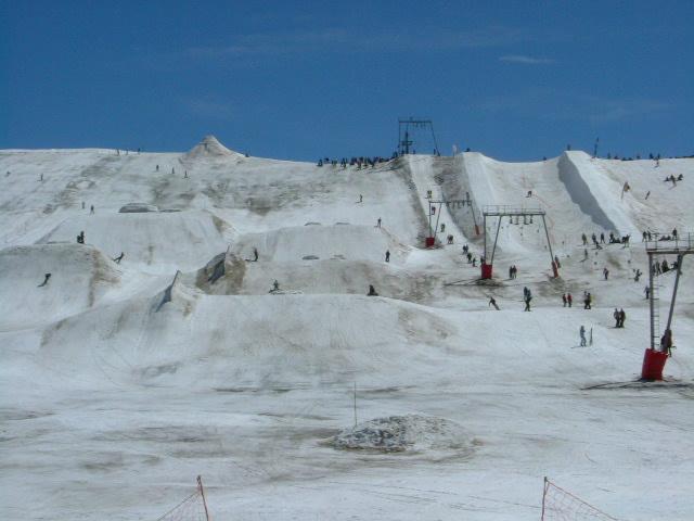 思い出 ② フランスのスキー場_c0151965_22561717.jpg