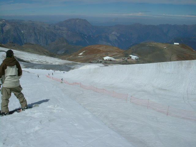 思い出 ② フランスのスキー場_c0151965_22563181.jpg