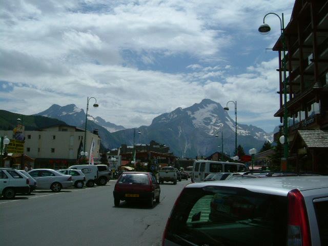 思い出 ② フランスのスキー場_c0151965_2312893.jpg