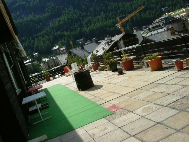 思い出 ② フランスのスキー場_c0151965_23163297.jpg