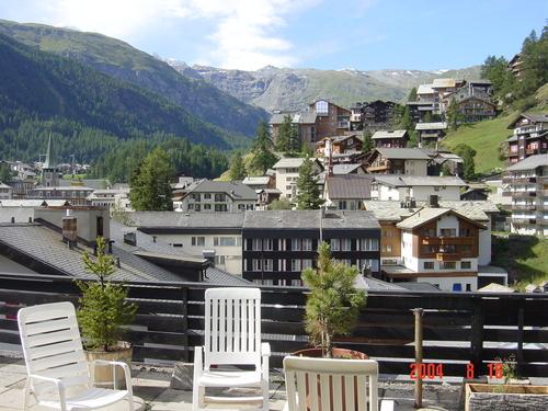 思い出 ② フランスのスキー場_c0151965_2316676.jpg