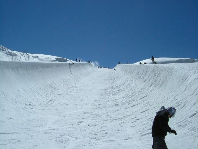 思い出 ② フランスのスキー場_c0151965_23215478.jpg