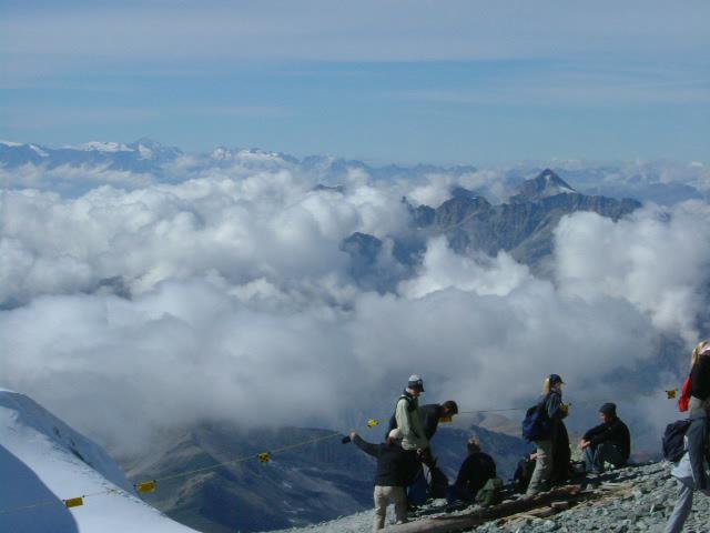 思い出 ② フランスのスキー場_c0151965_23343928.jpg