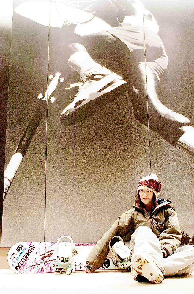 思い出 ② フランスのスキー場_c0151965_23411417.jpg