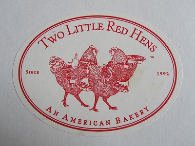 Two Little Red Hensのチーズケーキ_b0209691_022133.jpg