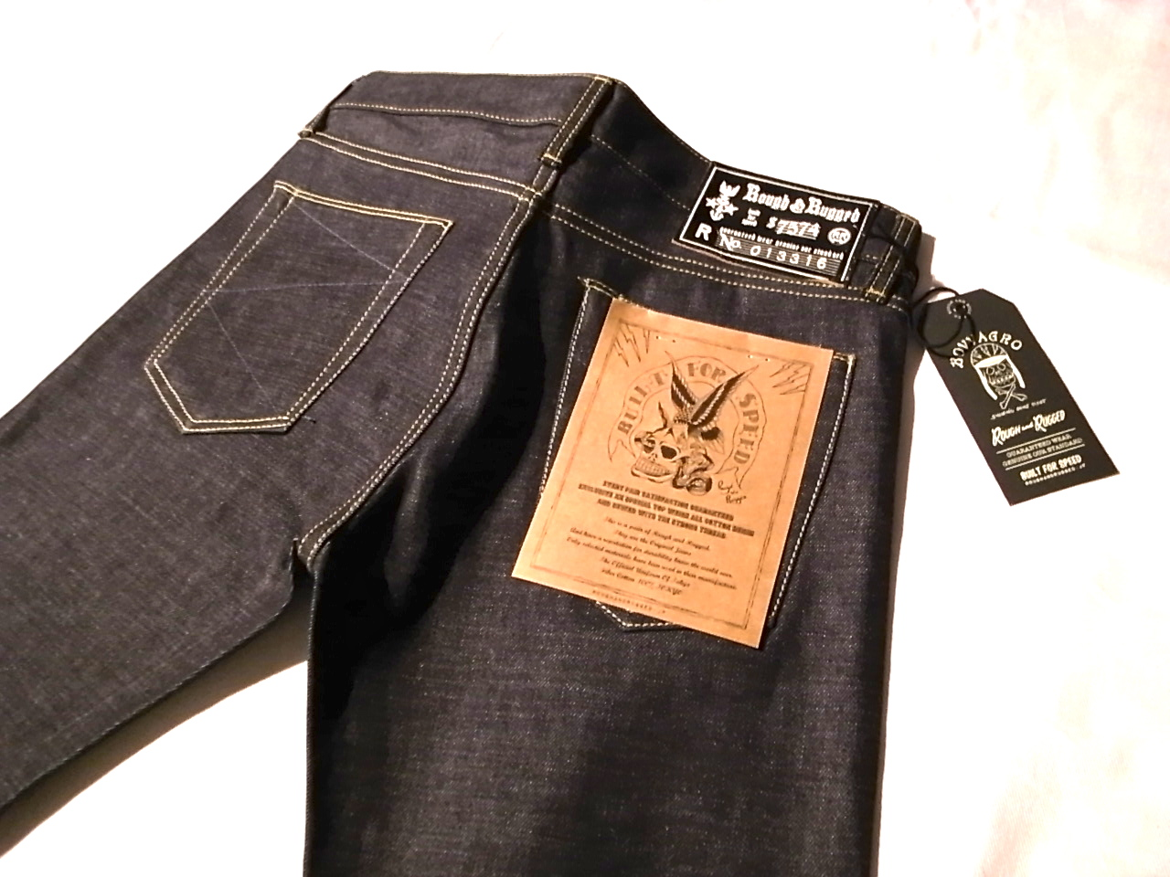 ROUGH AND RUGGED NEW ITEMS!!!!!_d0101000_12504519.jpg