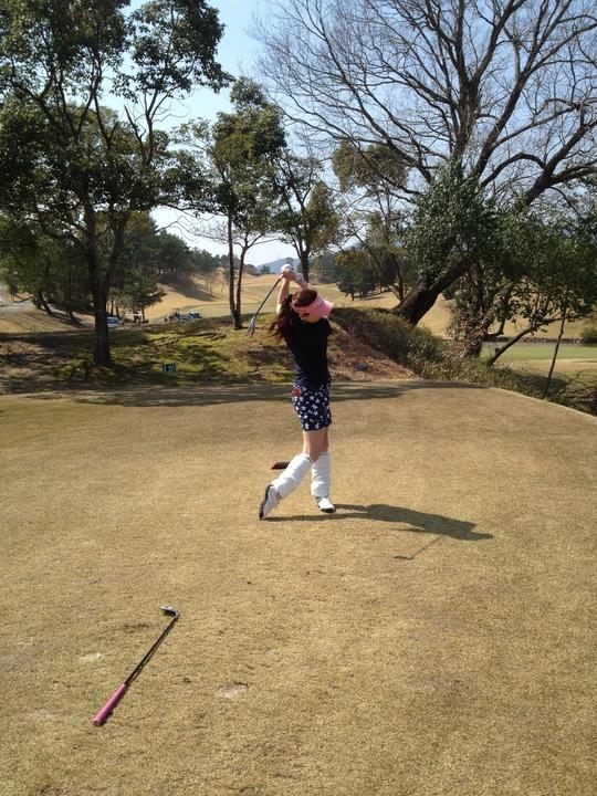 昨日のゴルフ_f0085810_16174671.jpg