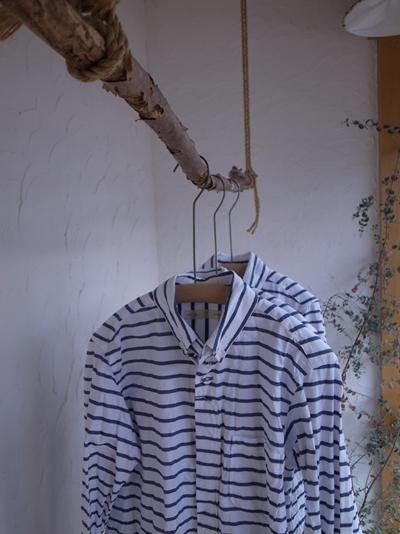 ボーダーのシャツ_a0113127_9471161.jpg