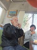 シナリオ無しの誕生日お祝い 楽しかったね_c0219972_1863359.jpg