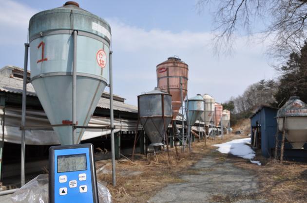 死の町となったDASH村付近へ~がれき広域処理と原発再稼働_e0171573_22224783.jpg