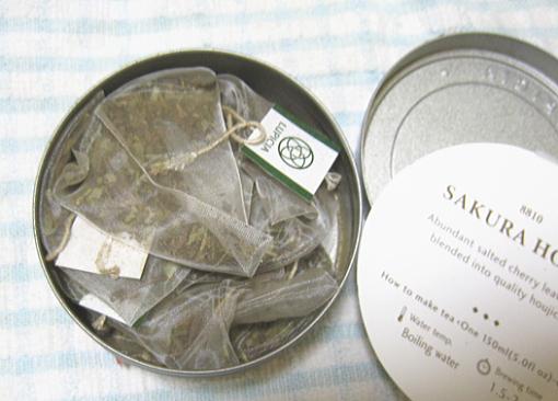 さくら・桜・さくらの焙じ茶・・・そして復旧・・・_e0092594_2248891.jpg
