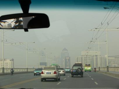 中国出張2010年11月(III)-第二日目-武漢~北京、ホテル_c0153302_19192710.jpg