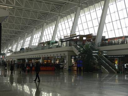 中国出張2010年11月(III)-第二日目-武漢~北京、ホテル_c0153302_19201685.jpg
