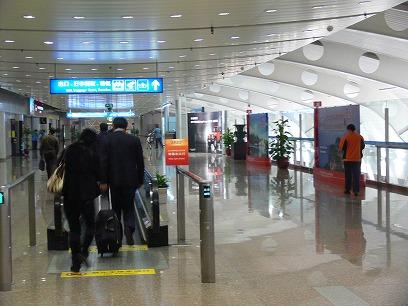 中国出張2010年11月(III)-第二日目-武漢~北京、ホテル_c0153302_1926396.jpg