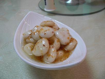 中国出張2010年11月(III)-第二日目-北京の人気の辛い辛い水煮魚_c0153302_22364717.jpg