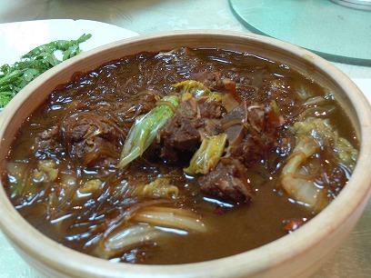 中国出張2010年11月(III)-第二日目-北京の人気の辛い辛い水煮魚_c0153302_22424073.jpg