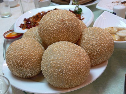 中国出張2010年11月(III)-第二日目-北京の人気の辛い辛い水煮魚_c0153302_22441553.jpg