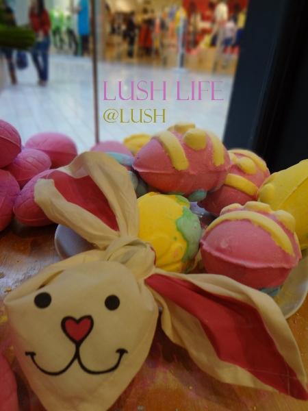 Lush の香りで*Lush Life*_d0128712_1673660.jpg