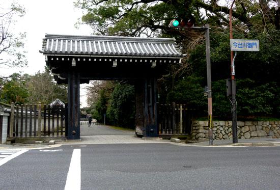京都御苑 糸しだれ桜_e0048413_217432.jpg