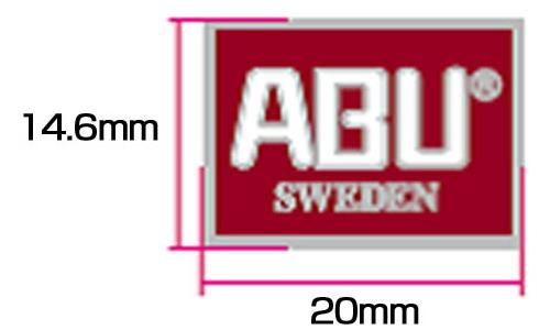 Abu Garcia High Speed / Sweden ピンバッジ _a0153216_17245753.jpg