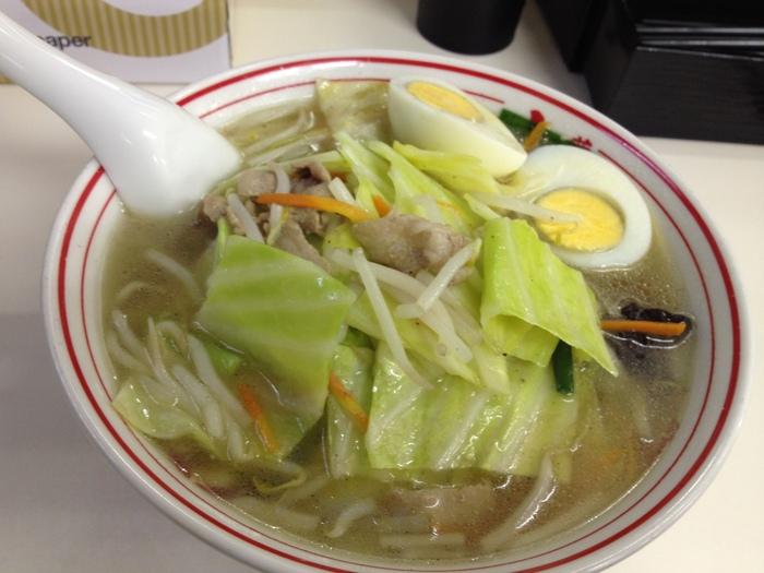 湯麺@中本_a0177651_1145338.jpg