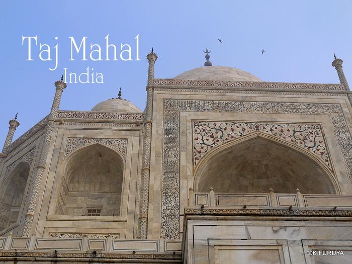 インド旅行記 24 タージ・マハル_a0092659_23192865.jpg