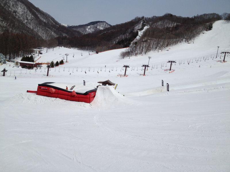 尾瀬戸倉スキー場_c0151965_17374696.jpg