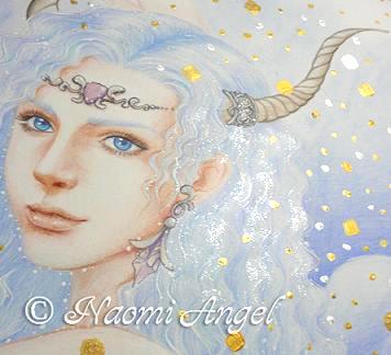 【第2弾】 非売品だったNaomi Angelの原画を特別に販売スタート!_f0186787_212581.jpg