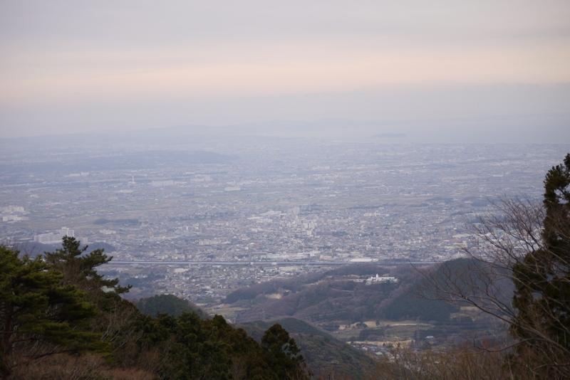丹沢入門 大山 ①_a0127090_1650211.jpg
