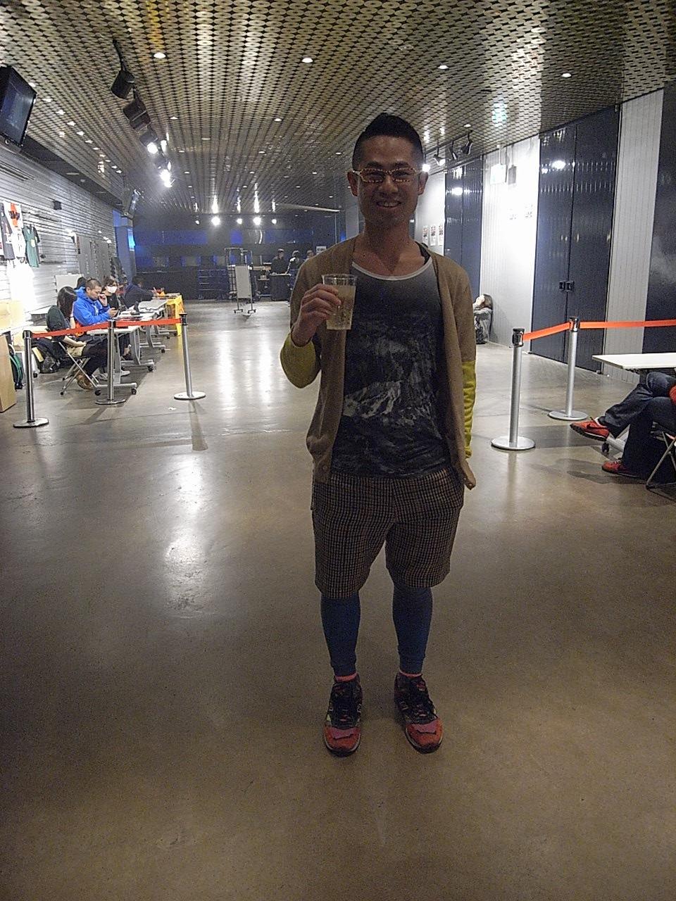 Gさんのファッションチェック_e0230090_21414872.jpg