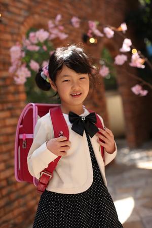 りおちゃん☆卒園・入学_b0203705_1840868.jpg