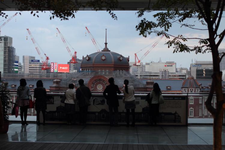 東京  「復原」工事は順調のようです_b0061717_23545284.jpg