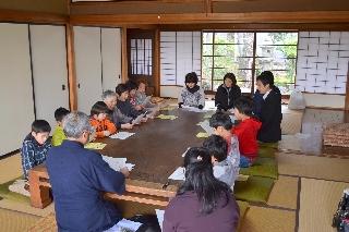お掃除&論語の素読の会!_c0110117_1349896.jpg